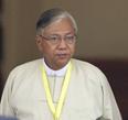 緬甸總統吳廷覺辭職