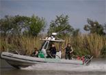 美國加強邊境巡邏管控 多名非法移民被捕