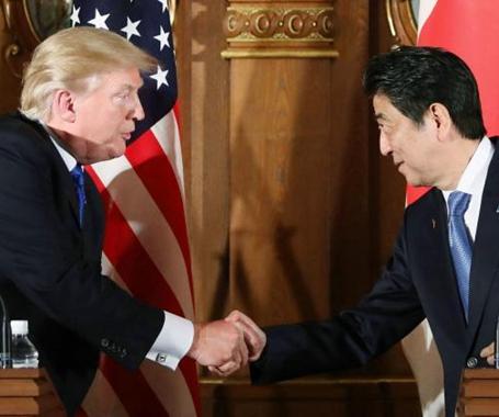 贸易分歧难破局 安倍能稳住日美关系吗?