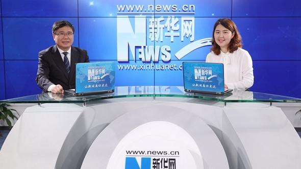外交部拉美司司长赵本堂接受新华网专访