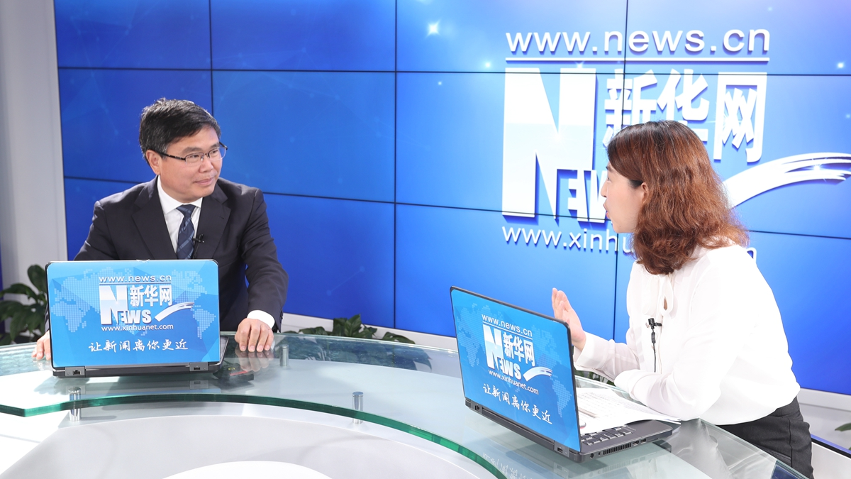 外交部拉美司司长赵本堂接受新华网独家专访