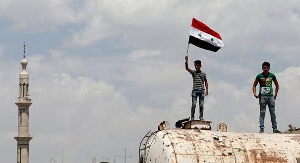 敘政府軍宣布大馬士革解放 平民陸續返回家園