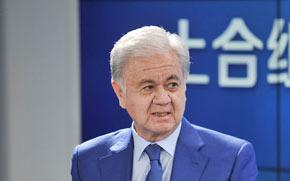 """阿利莫夫:上合青岛峰会将进一步明确""""上海精神""""这一价值基础"""