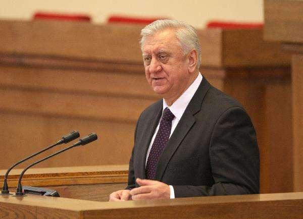 专访白俄罗斯国民会议共和国院主席米亚斯尼科维奇
