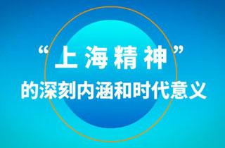 """""""上海精神""""的深刻內涵和時代意義"""