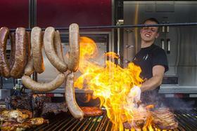 多倫多舉行夏日燒烤節