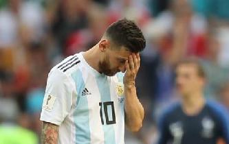 【世界杯】再見,梅西