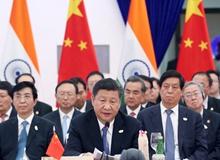 習近平訪問柬埔寨、孟加拉國並赴印度出席金磚國家領導人會晤(2016.10.13-2016.10.17)