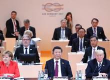 習近平對俄羅斯、德國進行國事訪問並出席G20峰會(2017.07.03- 2017.07.08)