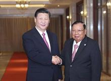 習近平出席APEC第二十五次領導人非正式會議並訪問越南、老撾(2017.11.10-2017.11.14)