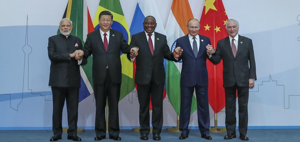 習近平出席金磚國家領導人第十次會晤並發表重要講話