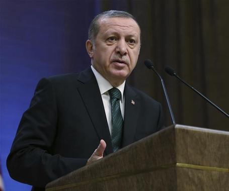 埃尔多安警告美国别威胁土耳其