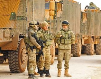 土耳其与西方盟友裂痕加大