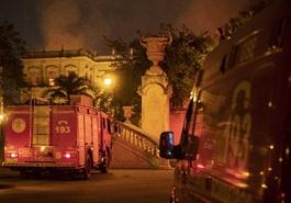 巴西国博消防设施形同虚设