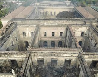 巴西政府制定博物馆四步重建措施
