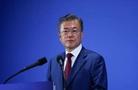 韓國總統説美朝領導人可能在今年底前見面