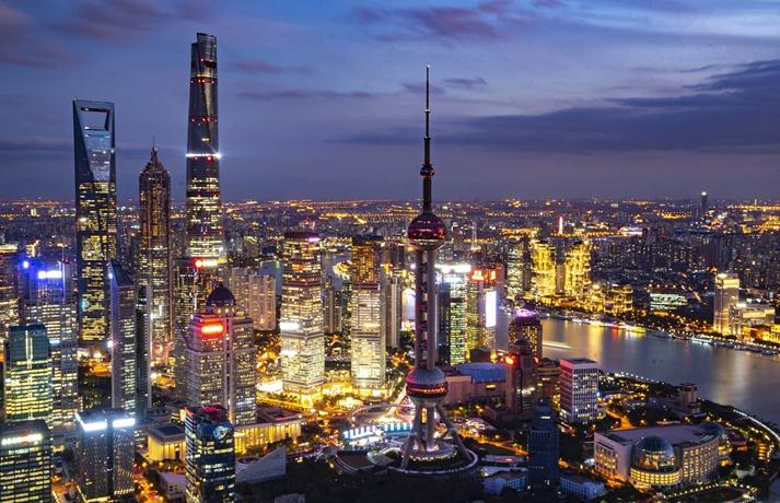 美麗上海歡迎您