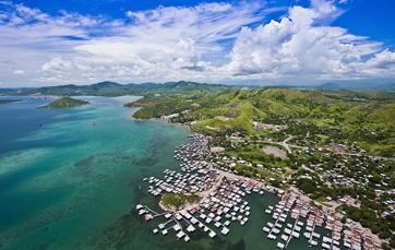 南太地區最大島國——巴布亞新幾內亞