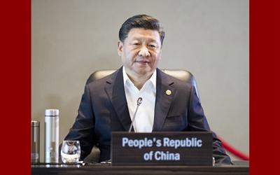 習近平出席APEC領導人非正式會議並發表重要講話