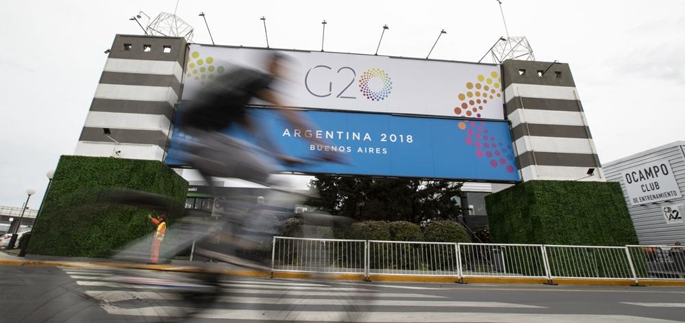 靜待G20峰會