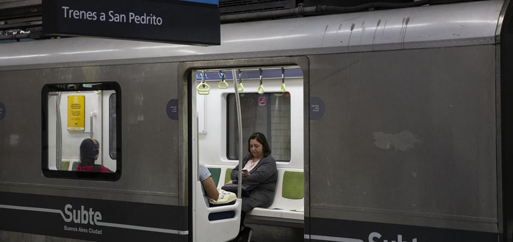 中國地鐵列車改善布宜諾斯艾利斯市民出行
