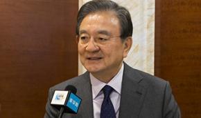 专访洪锡炫:中国改革开放40年成就非常了不起