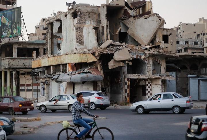2018,大国博弈漩涡中的叙利亚