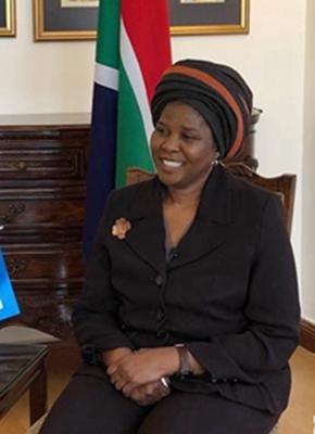 专访南非驻华大使:中国70年非凡成就极其鼓舞人心