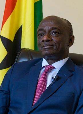 """专访加纳驻华大使:学习""""中国奇迹"""",创造""""加纳奇迹"""""""