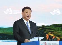 習近平赴俄羅斯出席第四屆東方經濟論壇(2018.9.11-9.12)