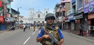 斯裏蘭卡首都多處發生爆炸 傷亡嚴重