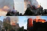 """法媒稱巴黎聖母院大火中存在""""人為錯誤"""""""