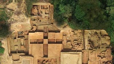 中孟考古發現