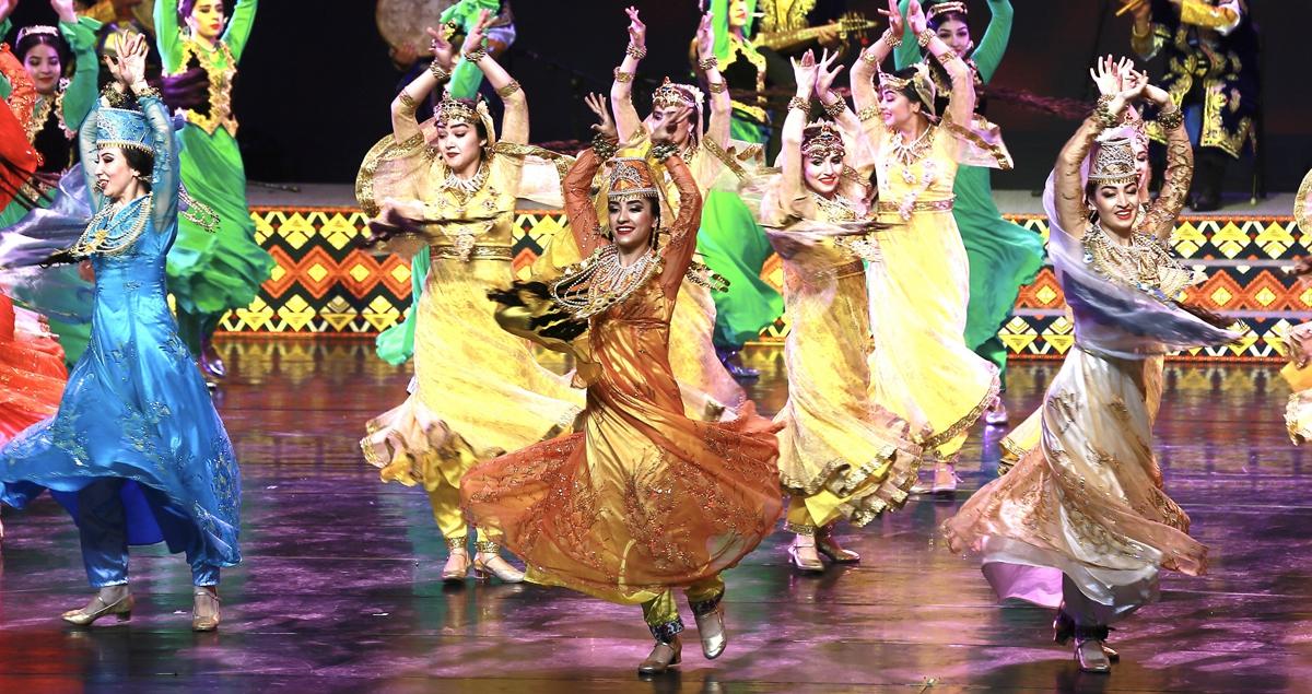 塔吉克斯坦文化演出日在京舉行