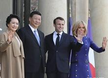 習近平對意大利、摩納哥、法國進行國事訪問(2019.3.21-3.26)