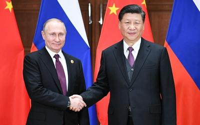 习近平离京对俄罗斯联邦进行国事访问并出席第二十三届圣彼得堡国际经济论坛