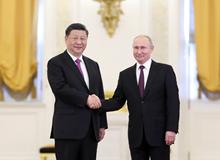 習近平對俄羅斯進行國事訪問並出席第二十三屆聖彼得堡國際經濟論壇(2019.6.5-6.7)