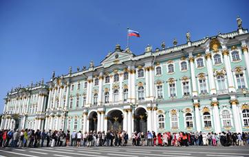 新聞背景:第二十三屆聖彼得堡國際經濟論壇舉辦地——聖彼得堡