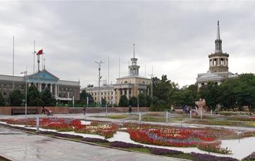 新聞背景:吉爾吉斯共和國