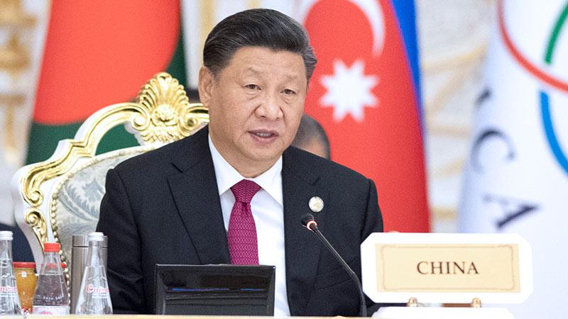 習近平出席亞信第五次峰會並發表重要講話