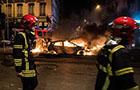 足球流氓作亂 法國國慶日警方逮捕200多人