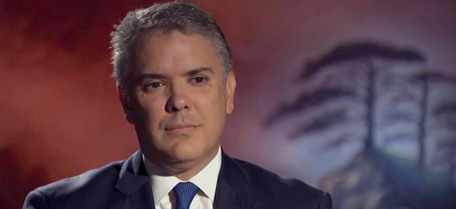哥倫比亞總統杜克:哥中合作未來有更多機遇