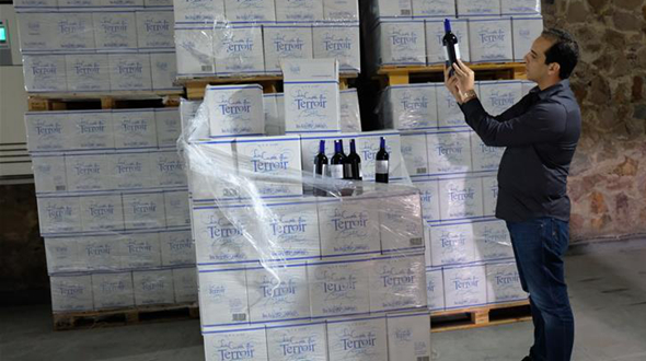 摩洛哥酒莊希望借助進博會在中國打造品牌形象