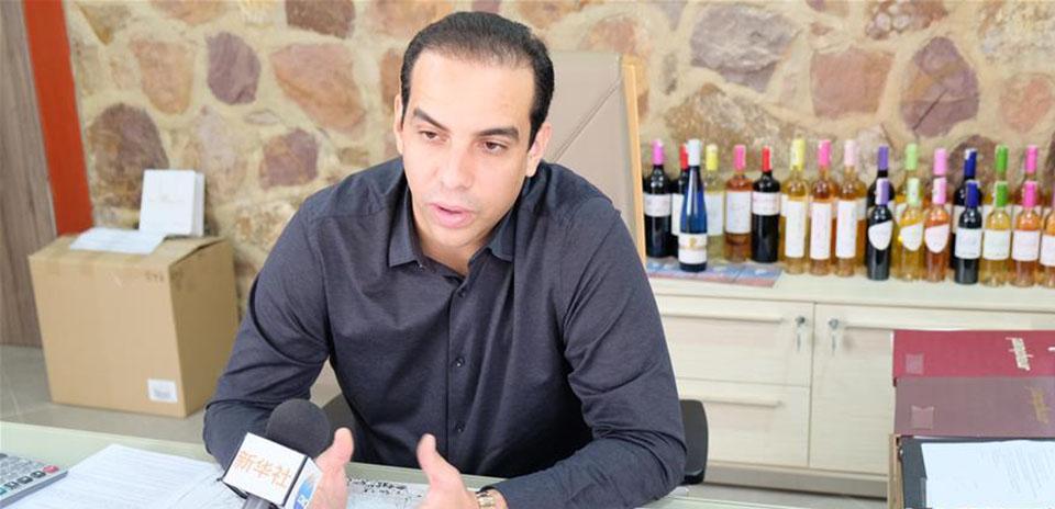 通訊:摩洛哥酒莊希望借助進博會在中國打造品牌形象