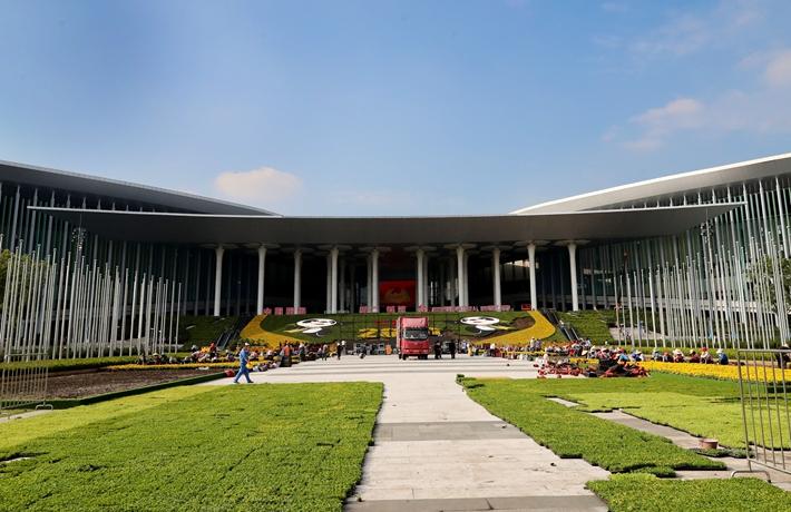 财经观察:进博会展现中国市场开放魅力