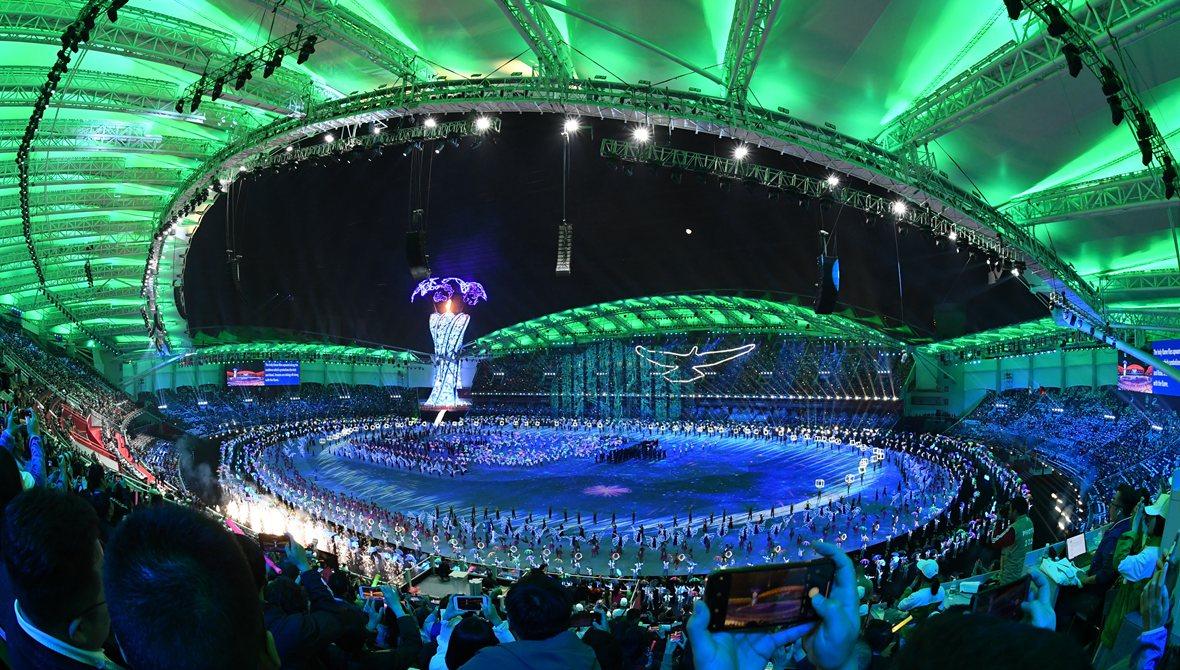 军运荣耀凝聚和平力量——写在第七届世界军人运动会闭幕之际