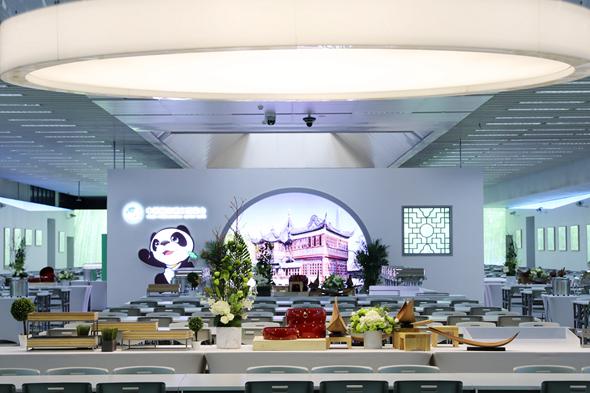 国展中心整装待发 提供进博优质服务