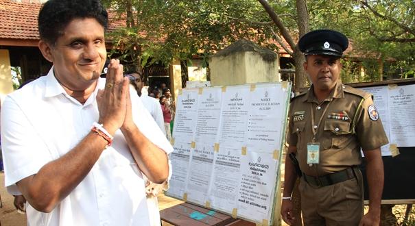 斯裏蘭卡舉行大選