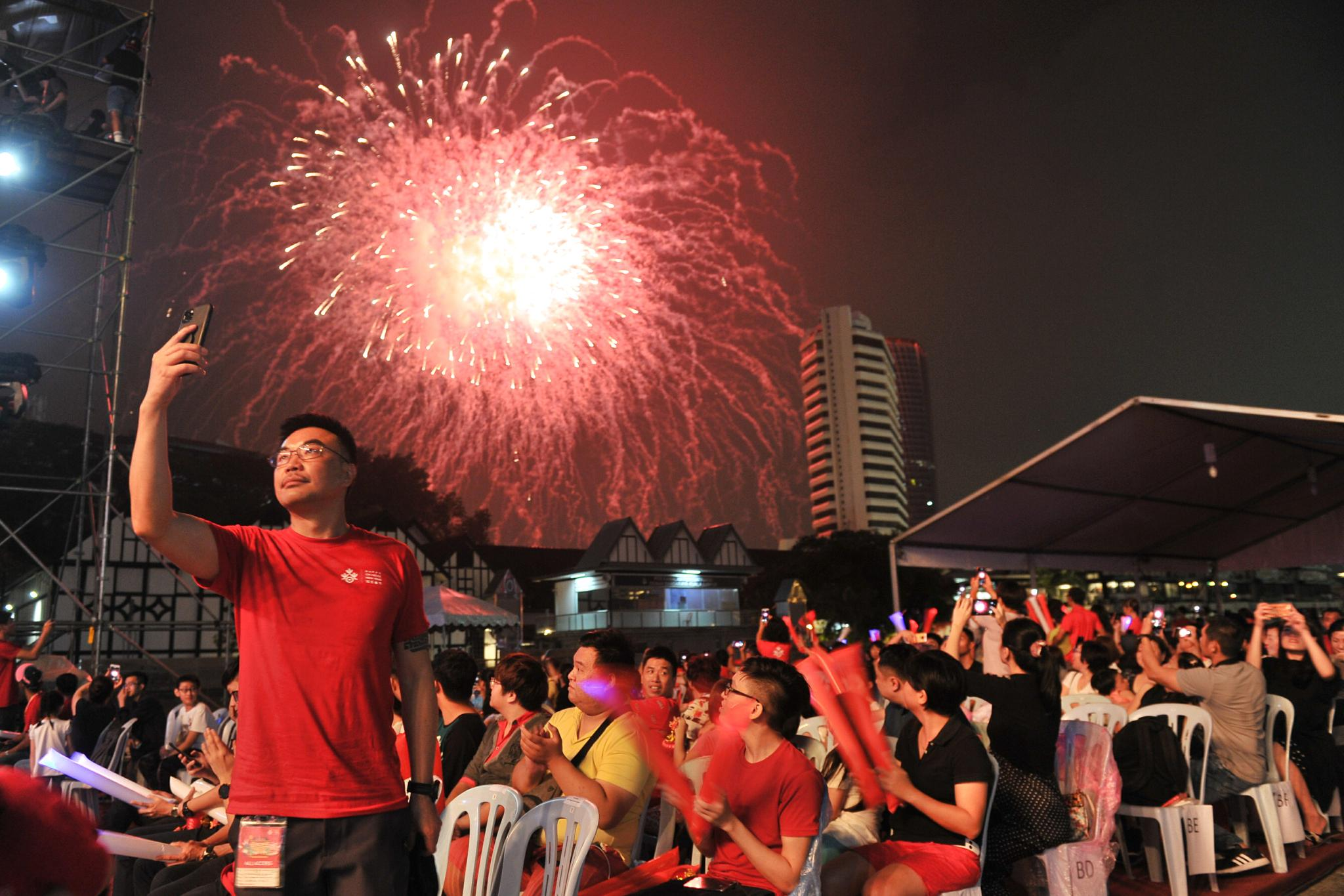 """""""歡樂春節""""主題嘉年華活動在吉隆坡舉行"""