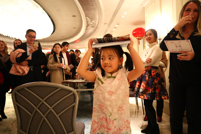伊斯坦布爾華人華僑喜迎春節